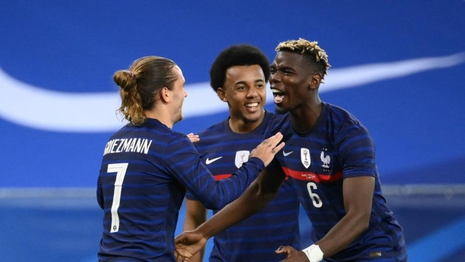 France Go Into Euro 2020 As One Of The Favourites But Paul Pogba Is Urging Them To Pay No Attention To The Hype