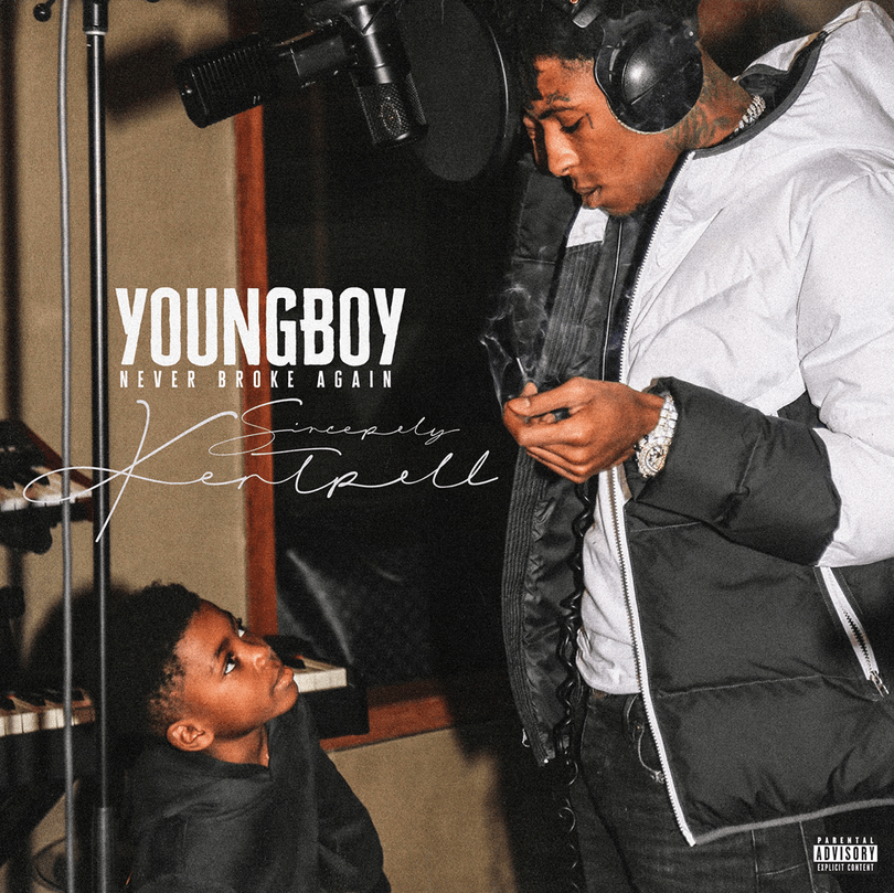 YoungBoy Never Broke Again – Sincerely, Kentrell ZIP