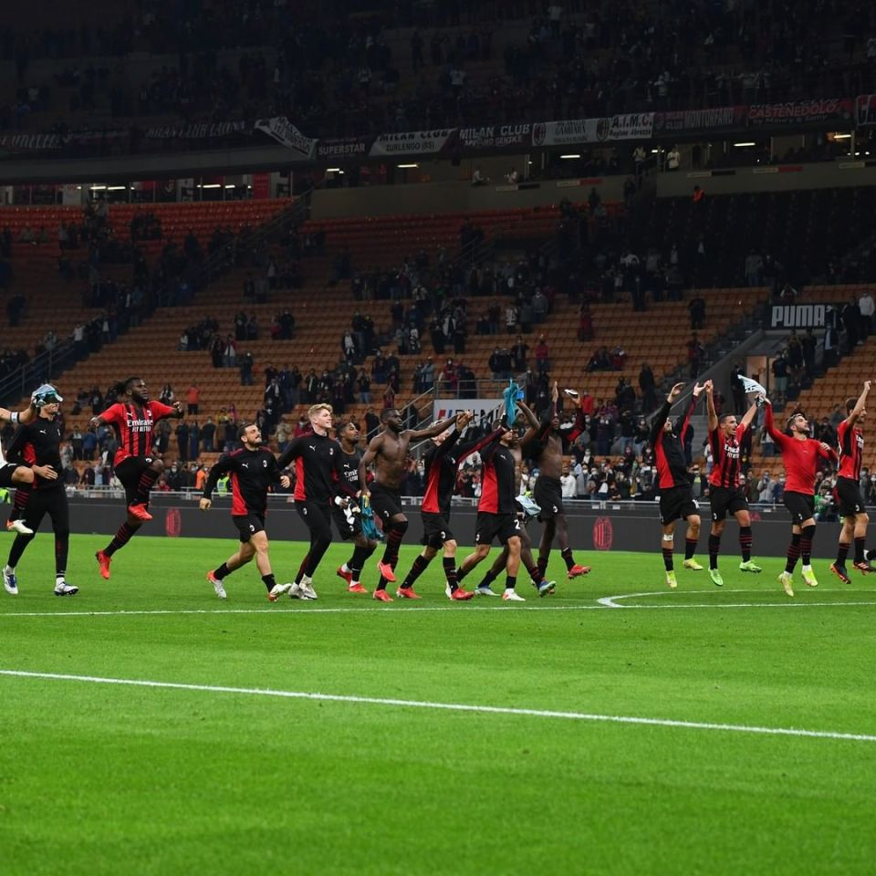 AC Milan Moved Level With Serie A Leaders Inter Milan On Wednesday Thanks To A Theo Hernandez-Inspired 2-0 Win Over Venezia