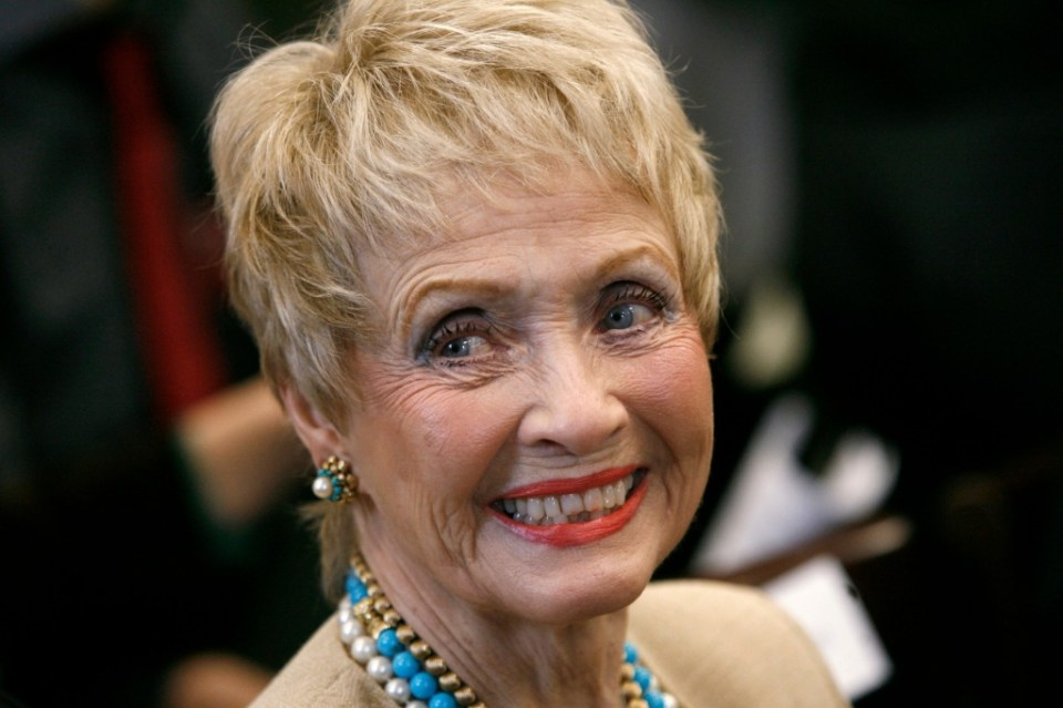 Legendary Hollywood Actress Jane Powell's Family Confirmed To Various Outlets That She Died Peacefully At 92