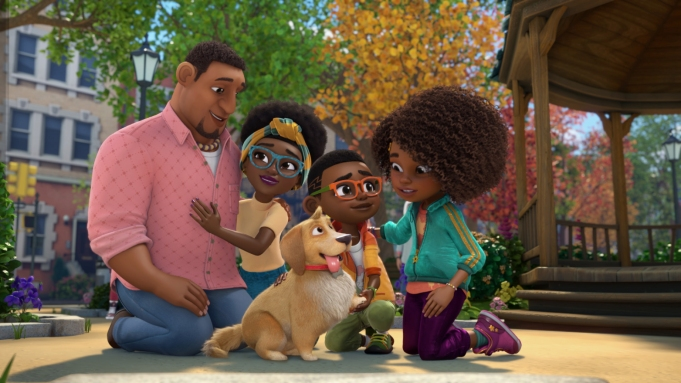 Ludacris Has Officially Stepped Into The World Of Animation As A Creator Producer And Voice Talent