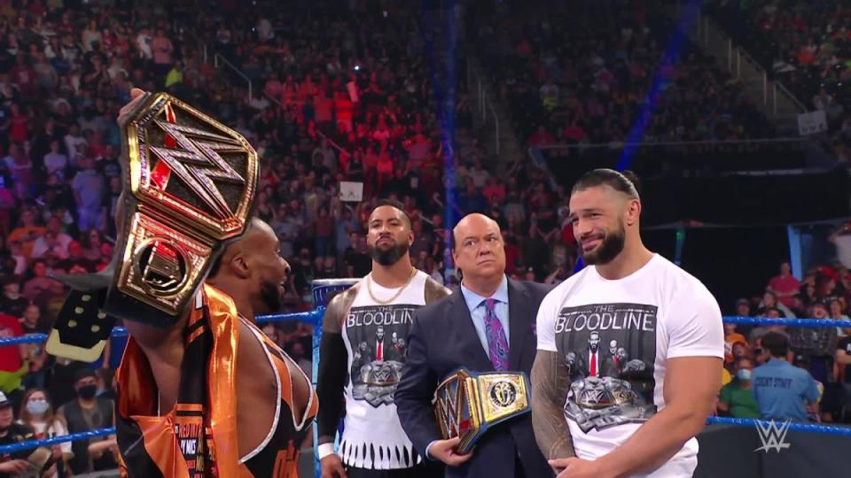 """SMACKDOWN: Roman Reigns To Have An Extreme Rules Match With """"The Demon"""" Finn Bálor"""