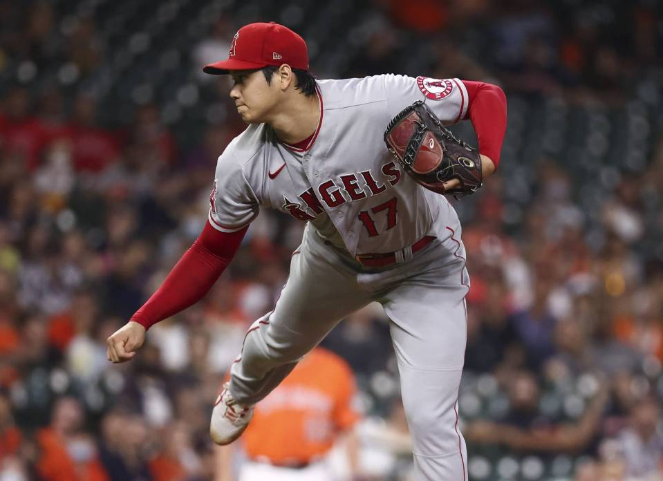 Shohei Ohtani Is Back In The American League Club's Starting Rotation And Will Pitch Against The Oakland A's On Sunday