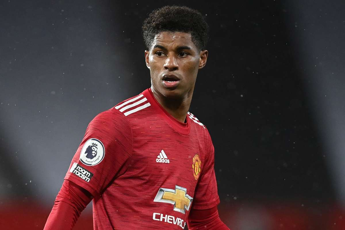 Rashford included in Man Utd's squad to face Leicester City
